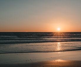 Venice Beach | Santa Monica California | Beach Sunset | Rachel Ash Photo