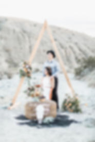 Styled Desert Shoot Out | Palm Springs, California Elopement | Rachel Ash Photo