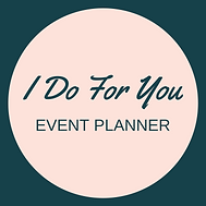 I Do For You Event Planner Chrischurch Logo