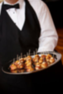 Savory Catering Hors D' Oeuvres