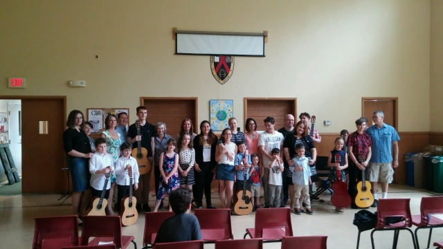 Spring Recital, June 18, 2017