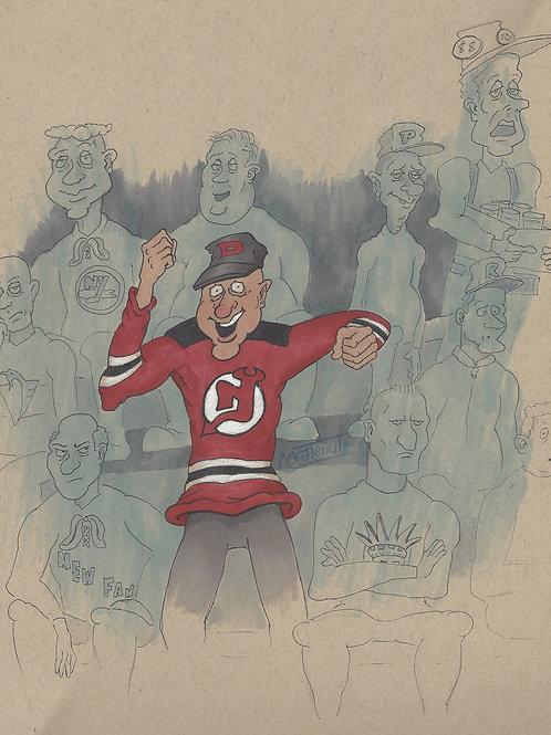 Devils Fan