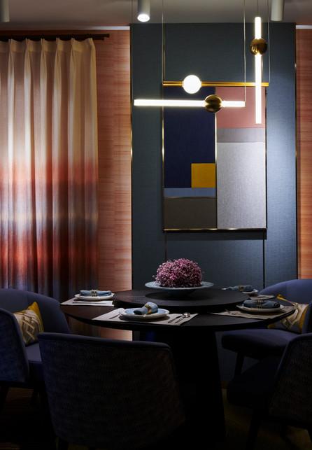 ◆空間坪數: 216 平方公尺 ◆業主資料:Midtex Fabric & Soft Decoration ◆空間性質:展示中心+會議廳 ◆使用建材: