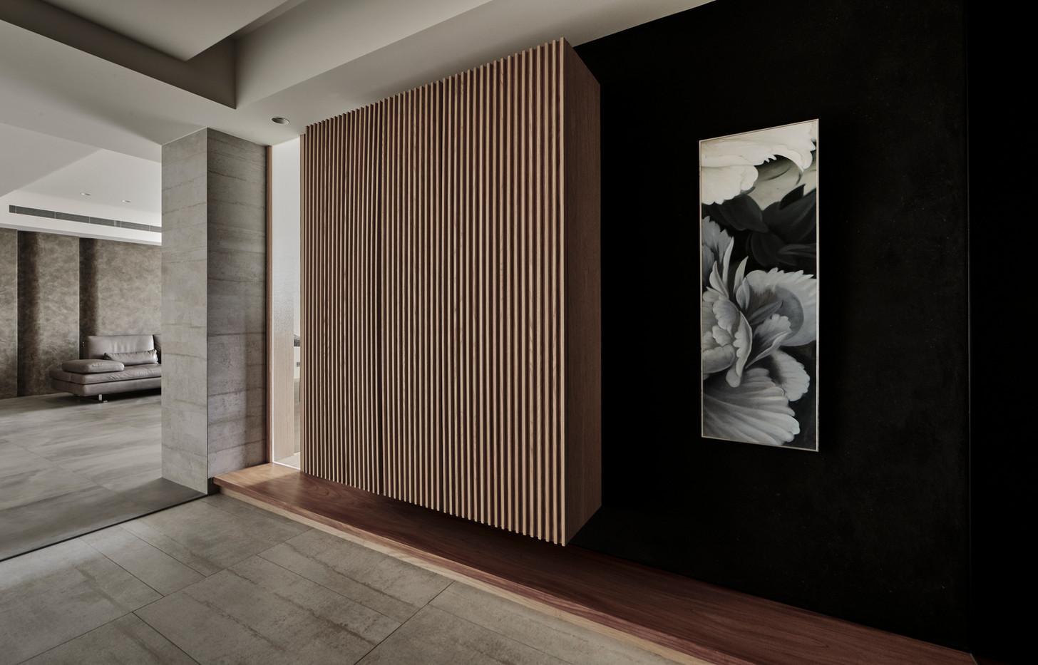 ◆坪數:74坪 ◆業主:6人家庭 ◆空間性質:三代同堂,四房兩廳四衛一佛堂一書房 ◆使用建材:日本進口榻榻米、日本進口障子、、日本壁紙、台檜