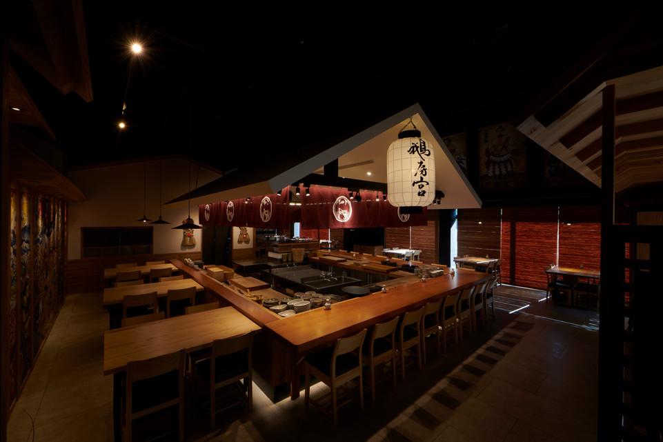 ◆空間大小: 600 平方公尺 ◆業主資料:鵝房宮餐飲有限公司 ◆空間性質:餐廳 ◆使用建材: