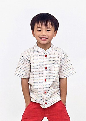 SPUNKY Arrow Shirt