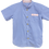 Thumbnail: KAI Mandarin Collar Shirt - Marine Blue