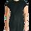 Thumbnail: EMMA Wrap Top - Black