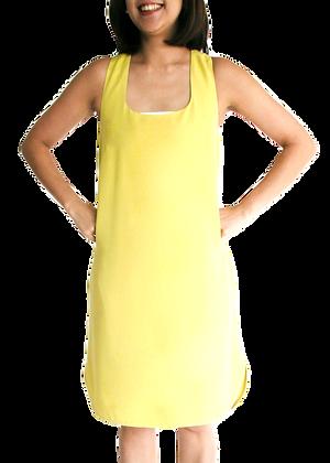 MIA Racerback Dress - Amber
