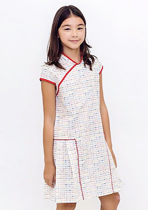 MERRY Cheongsam Dress - Arrow