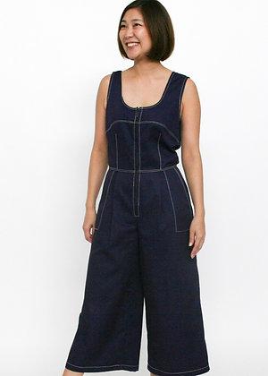 PERKY Blue Jumpsuit