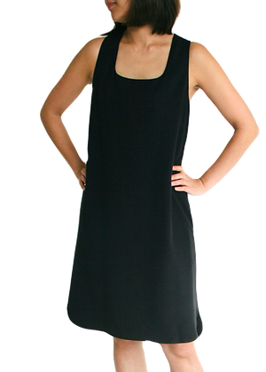 MIA Racerback Dress - Black