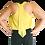 Thumbnail: AVA Racerback Top - Amber
