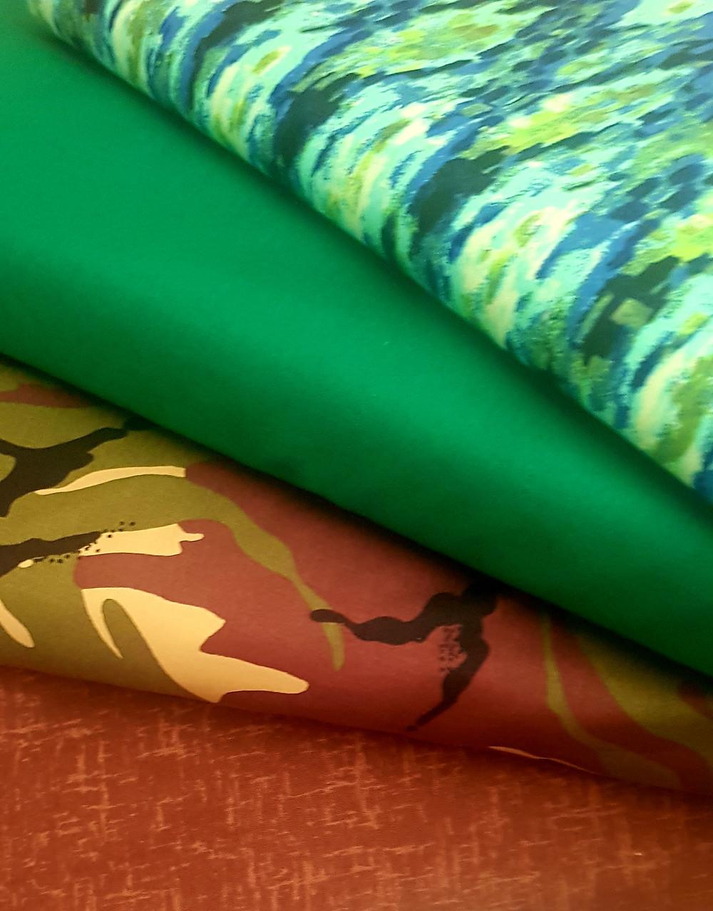 100% Cotton fabric for men & women facemasks
