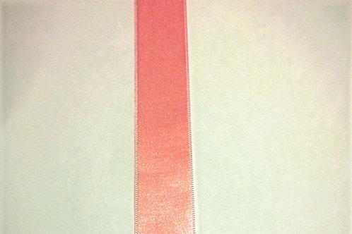 Light Pink Satin Ribbon (25mm)