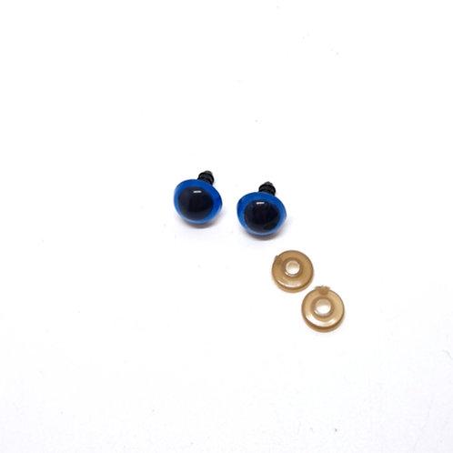 Blue Safety Eyes 14mm
