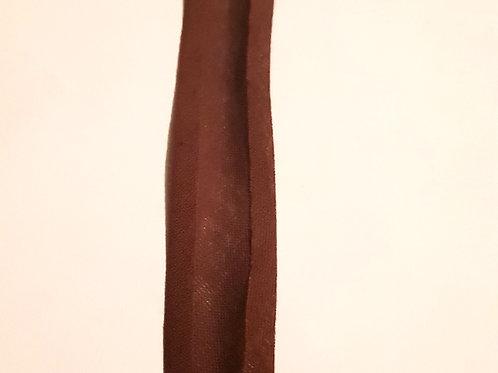 Brown Cotton Bias Binding