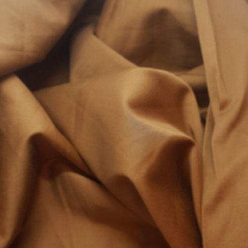 Brown Stretch Cotton COT066