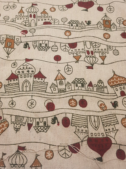 Worship Linen Print