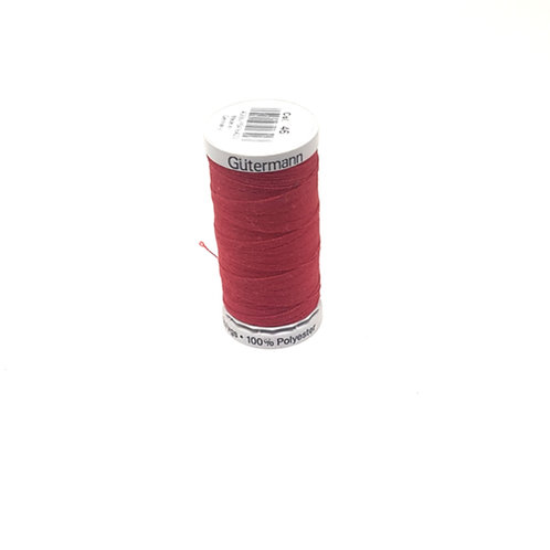 Gutermann Upholstery Thread Red 100m (Col 46)