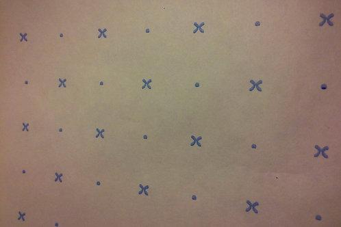 BZ Cross Pattern Paper