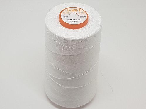 White AMANN White Cone 5000M Thread