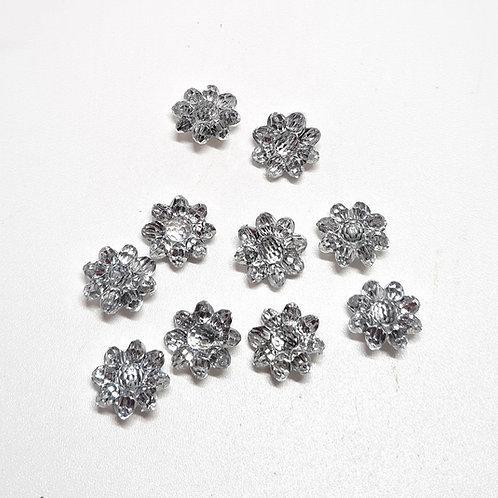 Crystal Button / Decoration Cut Flower