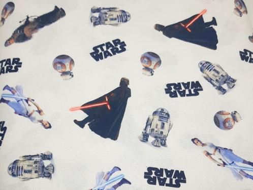 Star Wars 100% Cotton Fabric