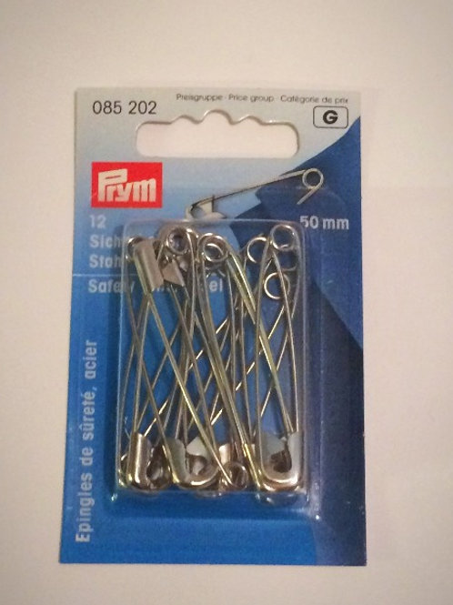 Prym Safety Pins (50mm)