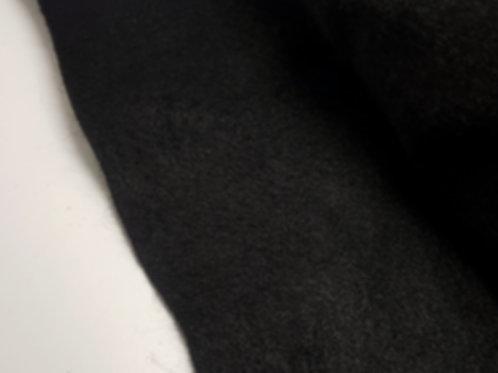 Black Felt Fabric