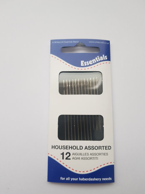 Household Assorted Hand Sewing Needles