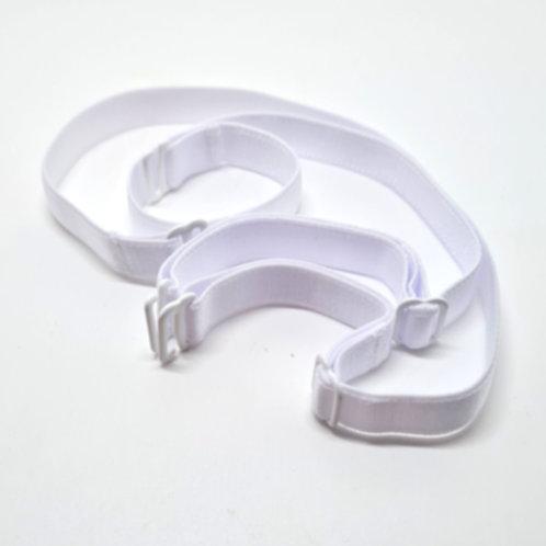 Adjustable Elastic Bra Straps