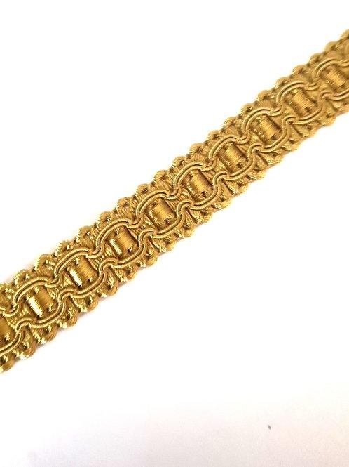 Forsithia Gold  Italia Braid Trim