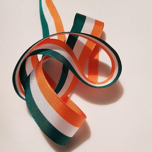 Tricolour Ribbon