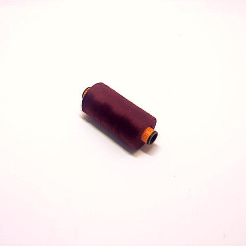 Dark Wine Amann Sew All Thread Colour 0109