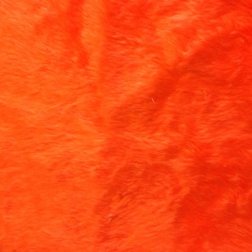 Orange Fury Fabric