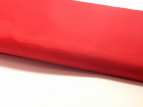 Red Polyester Lining Fabric #01