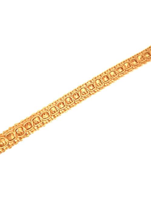 Gold Braided Trim