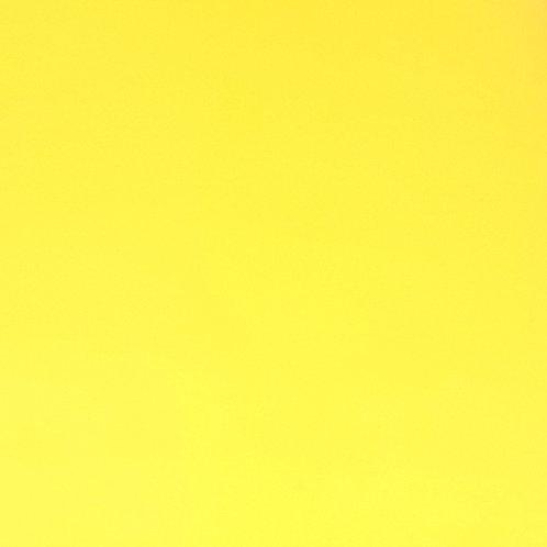 Yellow Imitation (faux) Leather