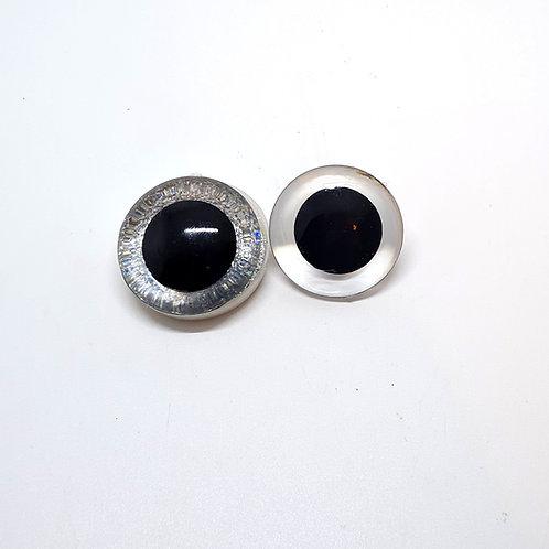 Large Glitter Safety Eyes