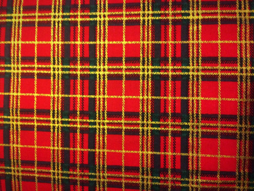 This Fab Tartan Fabric Is Ideal For So Many Christmas Projects Such As Clothing Table Decorations Upholstery And Much More 100 Cotton