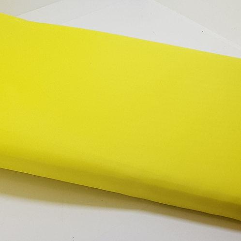 Yellow Polyester Satin #07