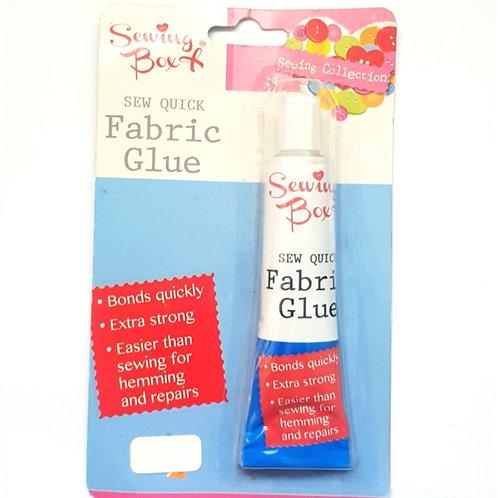 Sewing Box Fabric Glue