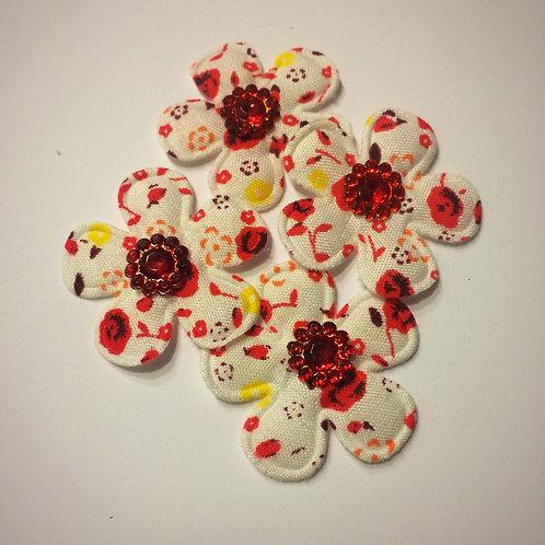 Red Jewel Flower