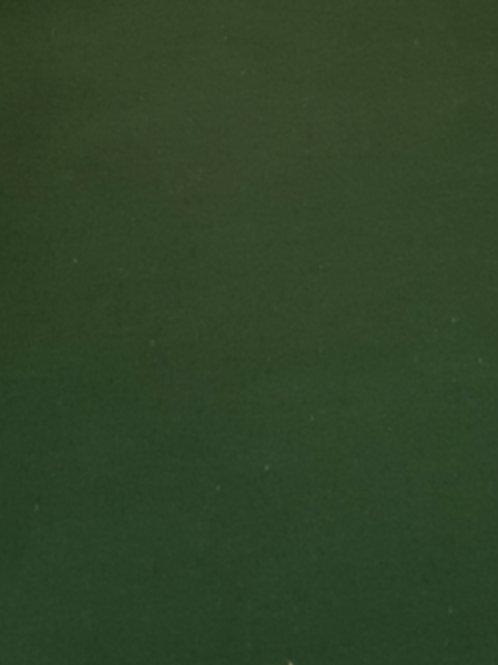 100% Plain Bottle Green Cotton