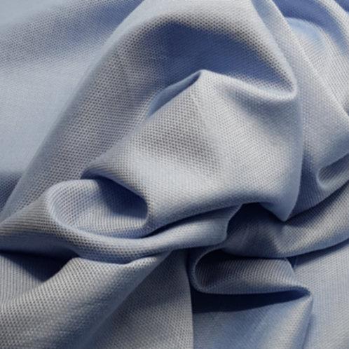 100% Sky Blue Plain Cotton