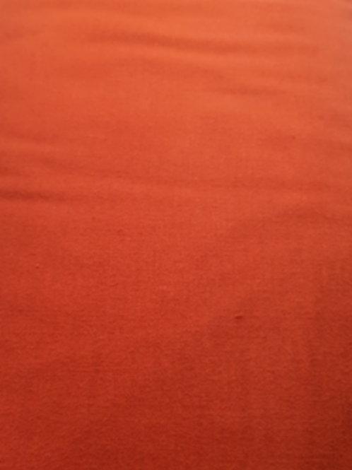 100% Brushed Tan Cotton
