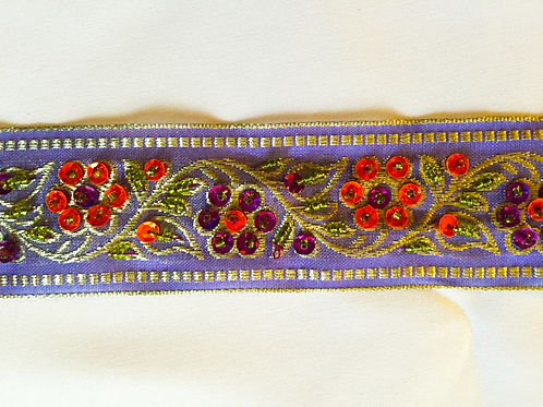 Decorative Fabric Border