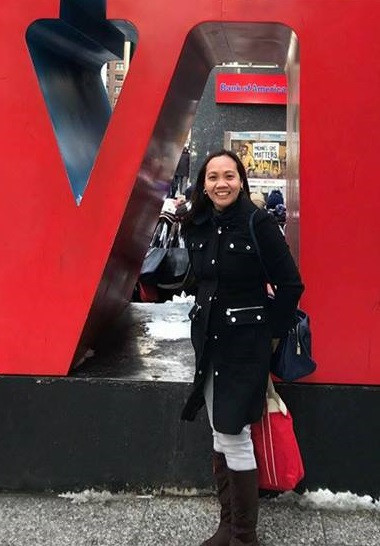 Jane Dela Cruz in NY