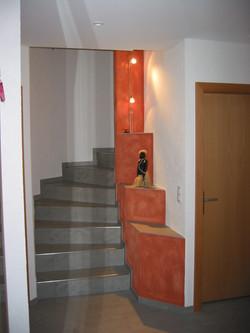 Treppengestaltung
